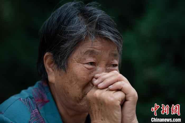 """西沟村民-沈吉兰""""走""""后失去了一个""""会说话""""的人"""